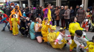Carnevale Carignano Sfilata 2018