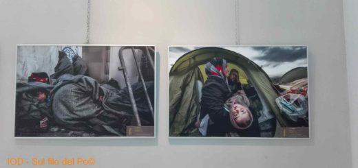Mostra Exodos Carignano aprile 2018