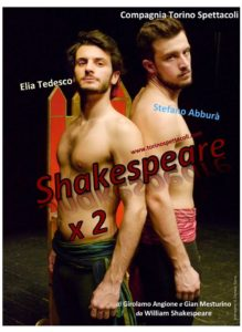 Shakespeare per due a Carignano