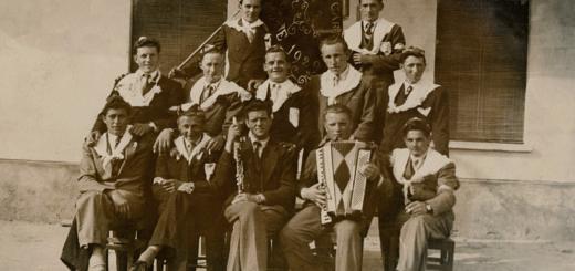 Antonio Turello Leva 1929