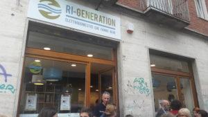 Ri-Generation Torino Elettrodomestici san Salvario