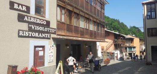 Visolotto Crissolo San Chiaffredo