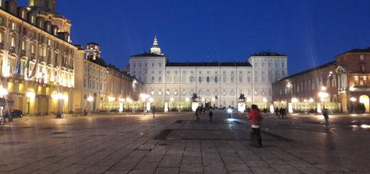 turismo piemonteseTorino piazza Castello turismo in Piemonte