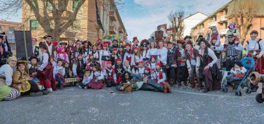 Borghetto del Pontetto Carnevale Carignano