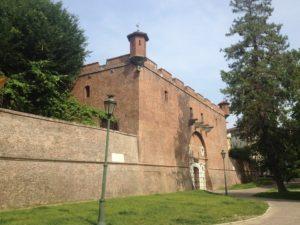 Mastio Cittadella Torino Giornate Fai Primavera