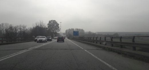 Rallentamento per il primo lotto della Vaiante est di Carmagnola