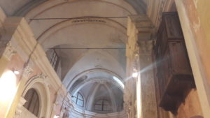 Santa Croce Villastellone chiesa di Confraternita