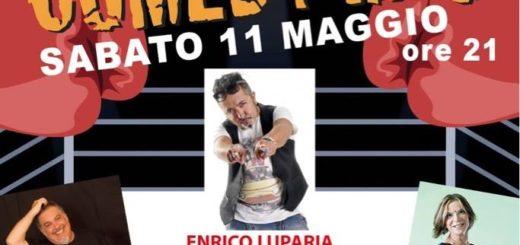 Comedy Ring Carignano 11 maggio