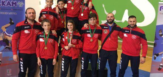 Gran Premio Giovanissimi Polisportiva Carignano lotta