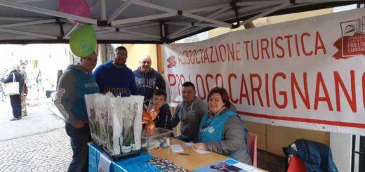 Pro Loco Carignano Unicef 3 marzo 2019