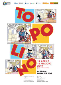 Topolino, storia di una pop star,al Cartoons on the Bay