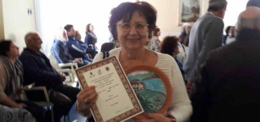Vera Durazzo al Premio Letterario Cinque Terre Golfo dei Poeti