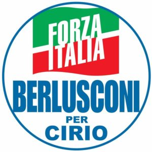 Forza Italia Berlusconi per Cirioan Luigi Surra