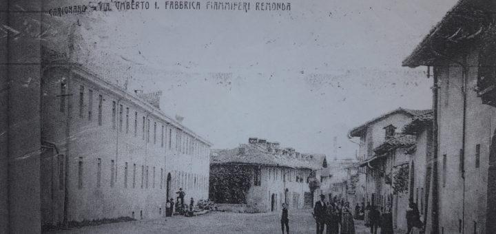Attività scomparse Carignano