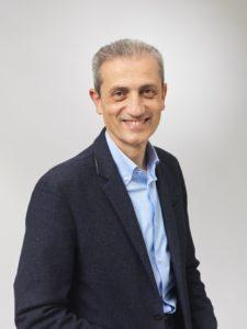 sindaco di Vinovo Gianfranco Guerrini