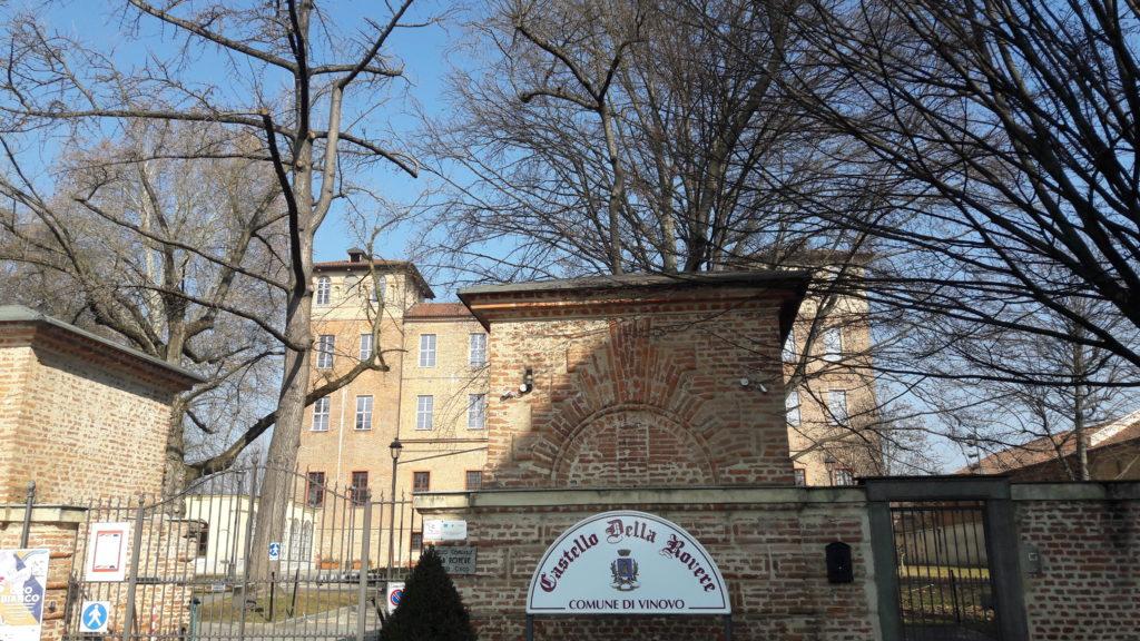 castello della rovere Venerdì della Cultura a Vinovo