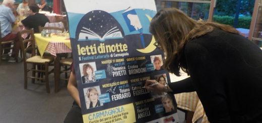 Catena Fiorello a Letti di Notte 2019