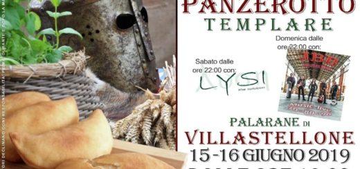 Sagra del Panzerotto Templare 2019 Villastellone