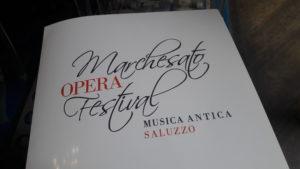 Mof Marchesato Opera Festival Saluzzo 2019
