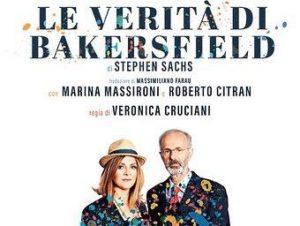 Le verità di Bakersfield al Teatro Cantoregi di Carignano