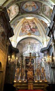 Chiesa Santa Crce Moncalieri Alla scoperta diMilocco