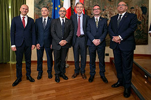 Consiglio regionale del Piemonte presidente Stefano Allasia