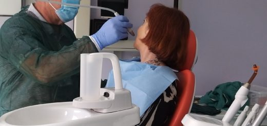 poltrona ambulatorio dentistico asl to5