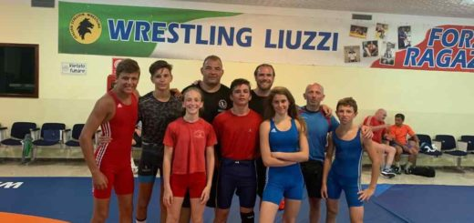 Italian Stallion Wrestling Campus