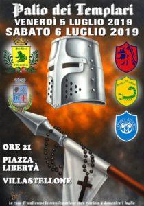 Palio dei Templari a Villastellone 2019