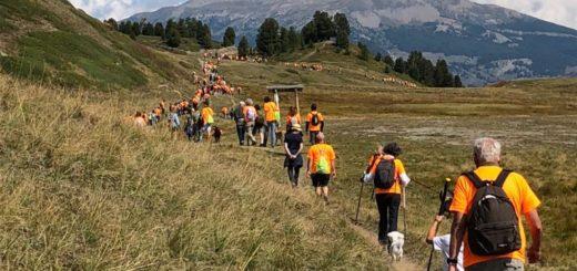 Camminata in montagna Fondazione Cecilia Gilardi