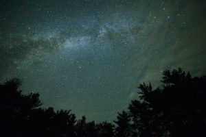 San Lorenzo e stelle cadenti