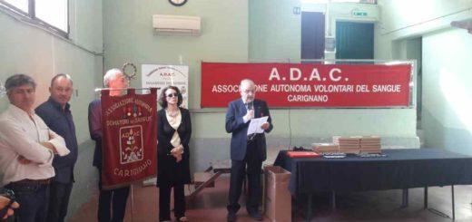 Adac Carignano, un momento della festa 2018