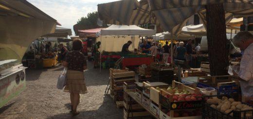 Ambulanti Riqualificazione aree mercatali a Carmagnola