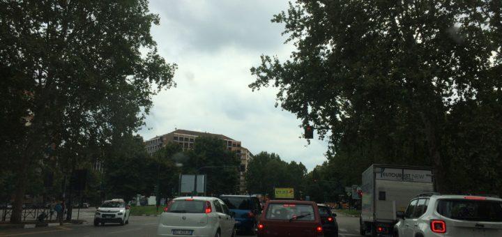 Blocchi del traffico Città Metropolitana Torino