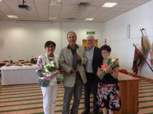 Passaggio di consegne all'Istituto comprensivo e all'Istituto Bobbio di Carignano