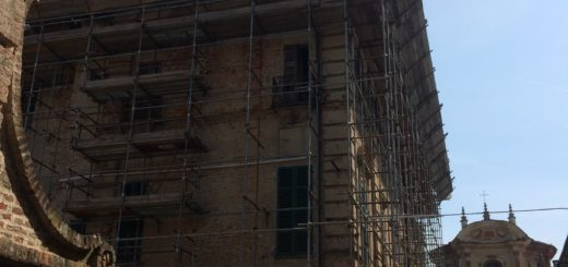 Villa Bona rifacimento del tetto