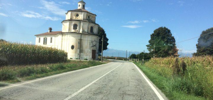 Rssegna Cità e Cattedrali santuario del Valinotto