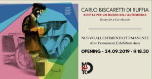 Carlo Biscaretti di Ruffia 1879 1959 2019