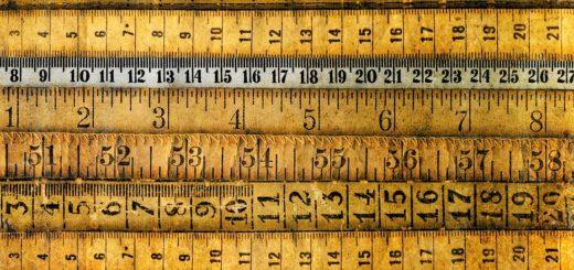 Truch e branca e altre misure