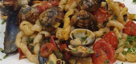 Frutti di mare l'estate siciliana nel piatto