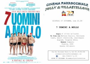 7 uomini a mollo al Cinema Jolly