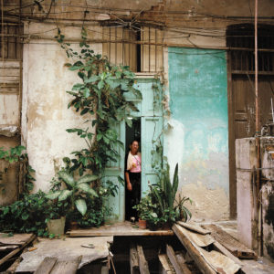 Carolina Sandretto Cuba. Vivir con