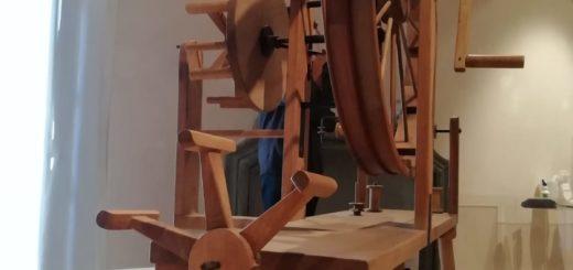 Leonardo da Vinci al Filatoio