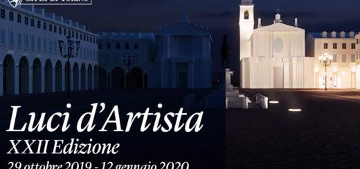 Luci d'Artista Torino 2019