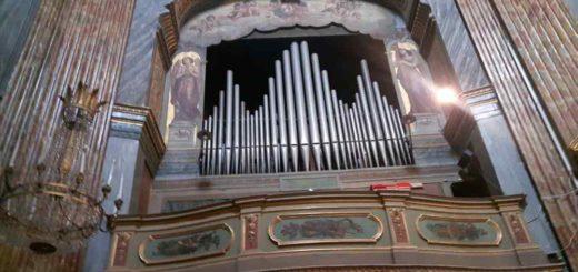 Concerto d'organo a Carignano