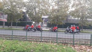 Raduno dei Babbi Natale Torino