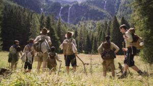 Scout durante il fascismo