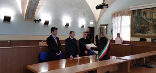 Cittadinanza italiana al don Iosif Patrascan parroco di Salsasio