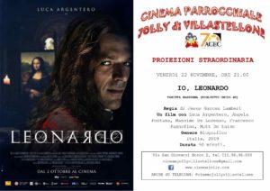 """Luca Argentero, """"Io, Leonardo"""""""