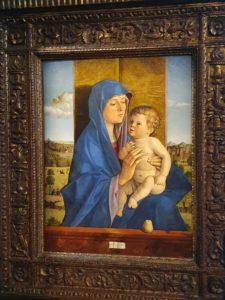 Madonna di Alzano Giovanni Bellini Ospite Illustre Intesa San Paolo Torino
